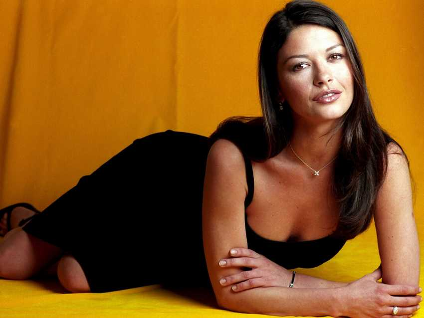 Catherine Zeta-Jones en rendez-vous Zeta-Jones Catherine